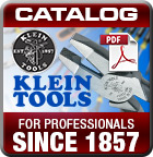 Klein Tool Full Catalog